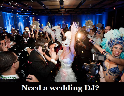 Request Wedding DJ