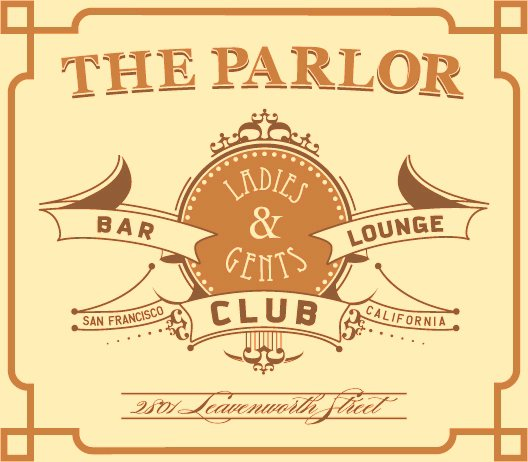 THE PARLOR BAR